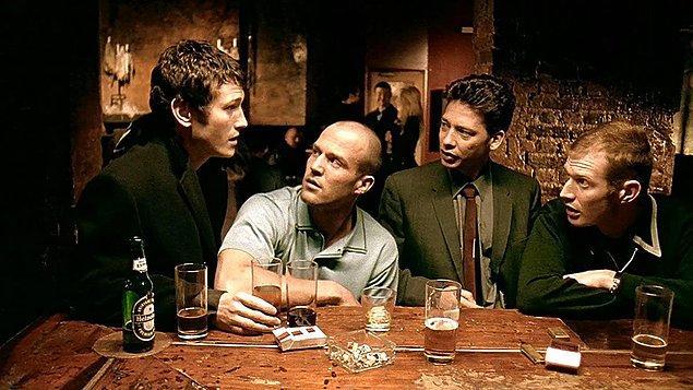 2. Lock, Stock and Two Smoking Barrels (Ateşten Kalbe, Akıldan Dumana) - IMDb: 8.2