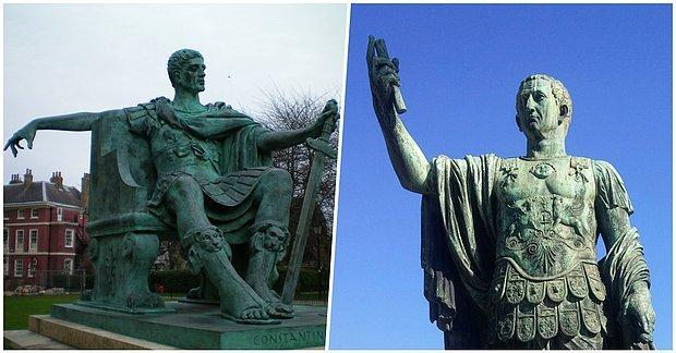 Cumhuriyetten İmparatorluğa Roma'nın Antik Dünya'ya Şekil Veren Hükümdarları