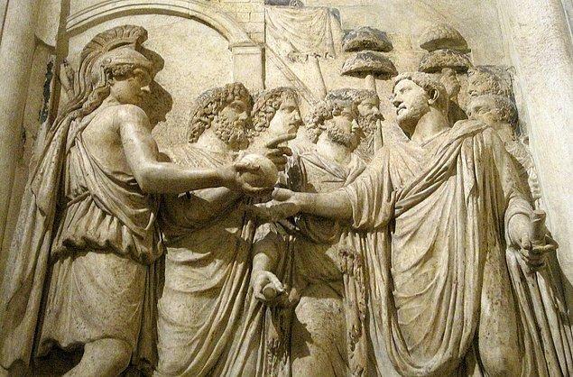 6. Hadrianus (M.S. 117 – M.S. 138)