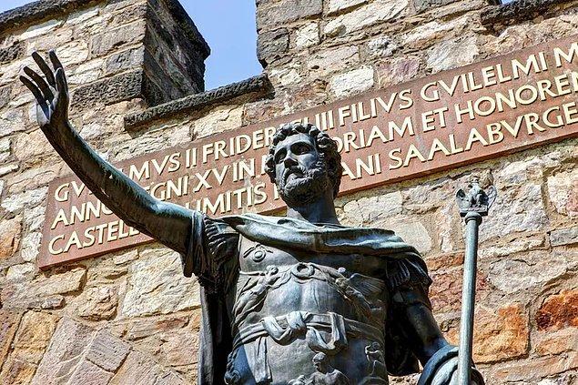 7. Antoninus Pius (M.S. 138 – M.S. 161)