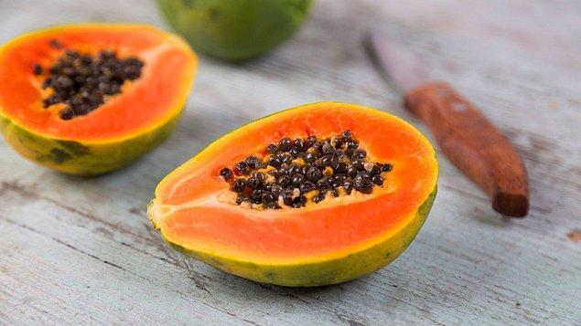 10. Papaya