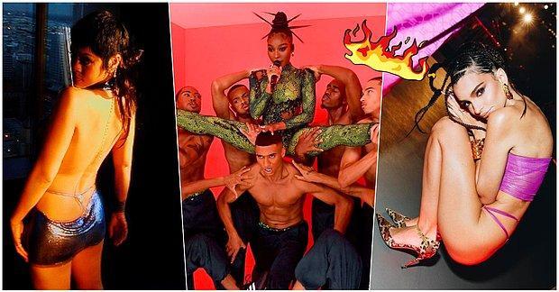 Beklenen An Geldi! Rihanna'nın Hazırladığı 'Savage X Fenty Vol. 3' Şovu Yine Bomba Etkisi Yarattı