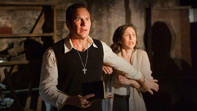 19. The Conjuring: The Devil Made Me Do It (2021)
