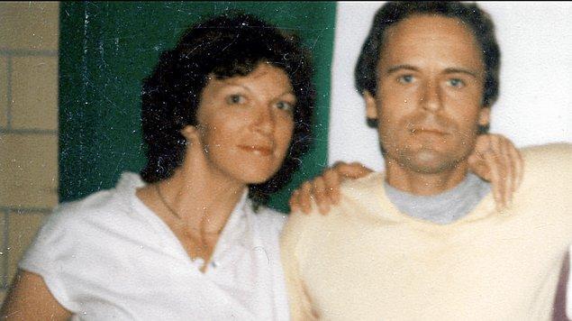 2. Ted Bundy ve Carole Ann Boone