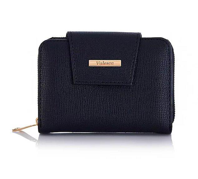 12. Küçük modellerin modası hiç geçmiyor... Küçük siyah cüzdan arayanlar buraya!