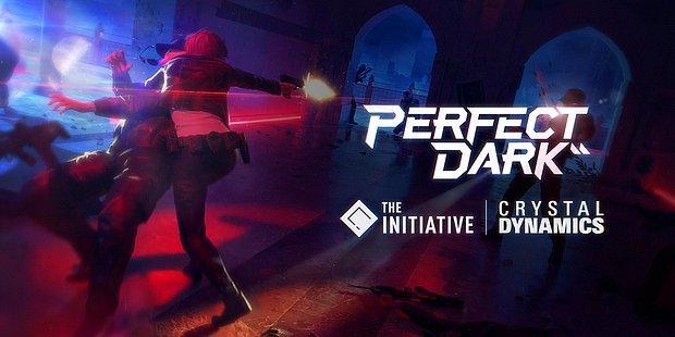 Perfect Dark'ın Geliştirme Sürecinde Tomb Raider'ın Arkasındaki Ekip Crystal Dynamics'de Yer Alacak