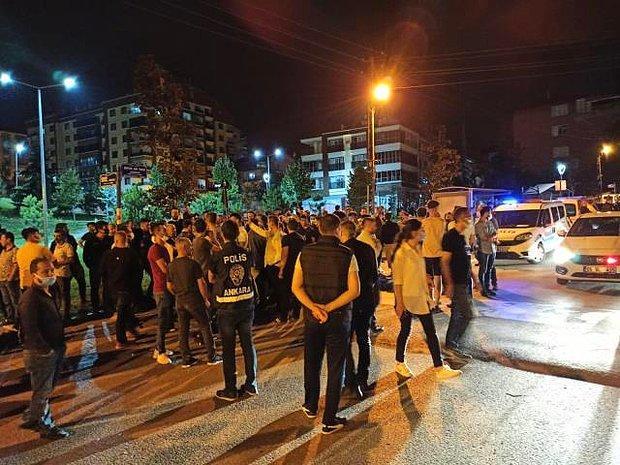 Altındağ Olaylarında 4 Kişi Tutuklandı