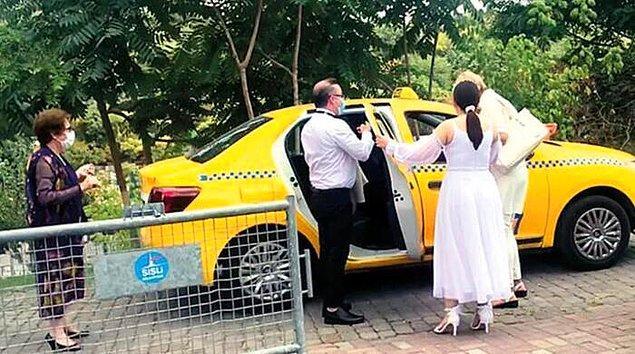Pek çok vatandaş Türkiye'nin kalbinde taksi bulmakta zorlandıklarını,