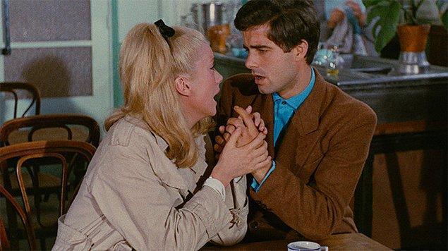 15 Ekim - The Umbrellas of Cherbourg (1964)