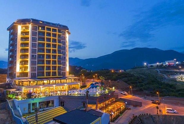 Yurt Yapacağız Diye Teşvik Alıp 5 Yıldızlı Otel Diktiler
