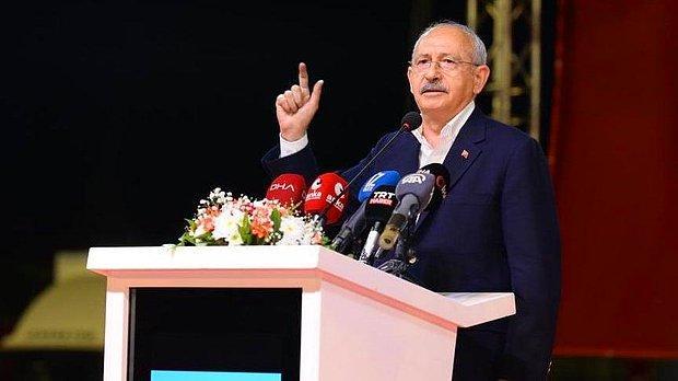 Kılıçdaroğlu'ndan Erdoğan'a: 'Derdini Anlatan Gençlere 'Çıkar Telefonunu Göster' Diyen Dayılara Benziyorsun'
