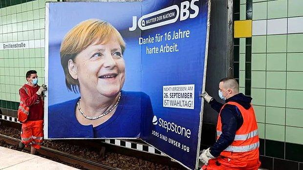 Almanya, Merkel Sonrası İçin Sandık Başına Gidiyor