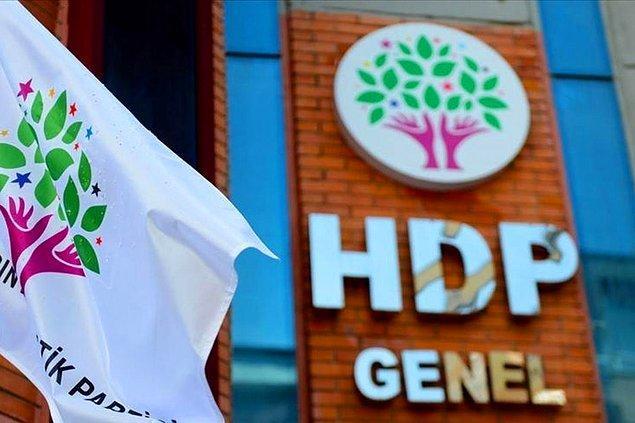 'HDP, ittifak bağlamında farklı bir siyaset yürütüyor'