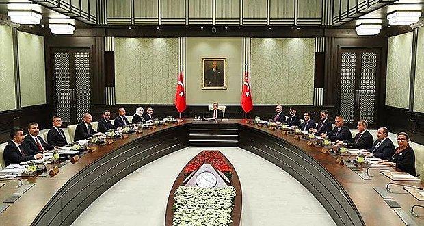 Kabine Toplantısı Ne Zaman Yapılacak? Bu Hafta Kabine Toplantısı Bu Hafta Var Mı?