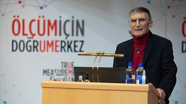 Prof. Dr. Aziz Sancar: 'Aşı Karşıtı Olmak Mantık Dışı Bir Tutum'