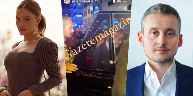 Artık Resmileşti Diyebiliriz! Danla Bilic Yeni Sevgilisi Yusuf Engin ile Kameralara Yakalandı