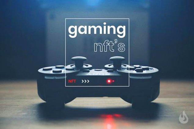 NFT'ler oyun dünyasında nasıl çalışır?