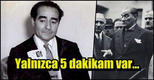 Türkiye'nin Seyrini Değiştiren Tanışma: Mustafa Kemal Atatürk ve Adnan Menderes