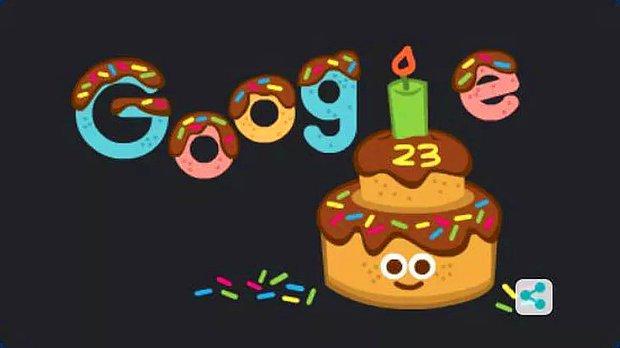 Google Kuruluşunu Doodle İle Kutluyor: Google Ne Zaman ve Nasıl Kuruldu?