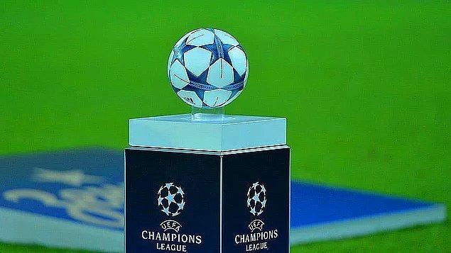 Şampiyonlar Ligi'nde 2. Haftada Oynanacak Maçlar Şu Şekilde;