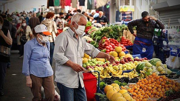 Türk-İş'e Göre Gıda Enflasyonundaki Yıllık Artış Yüzde 24,6