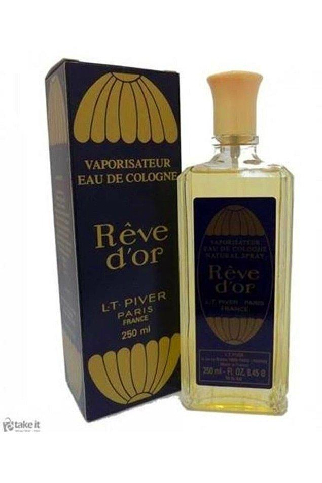 17. Reve d'or orjinal revedor ağaçlarından gelen eşsiz, paha biçilmez bir koku...