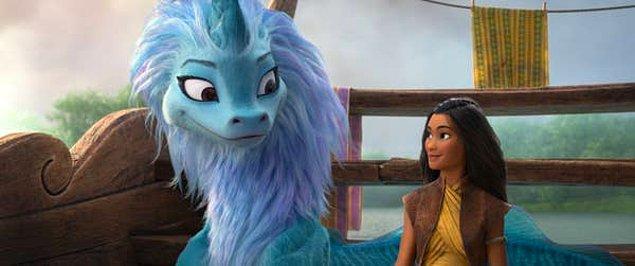 13. Raya and the Last Dragon