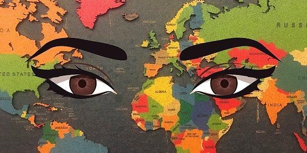 Göz Şekline Göre Senin Kökenin Aslında Nereden Geliyor?