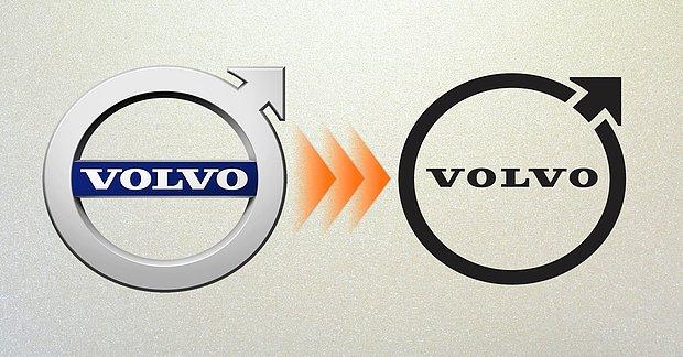 """Gördüğünüz An Aklınıza """"Süreyya Hanımın Muhteşem Değişimi""""nin Geleceği Volvo'nun Yeni Logosu"""