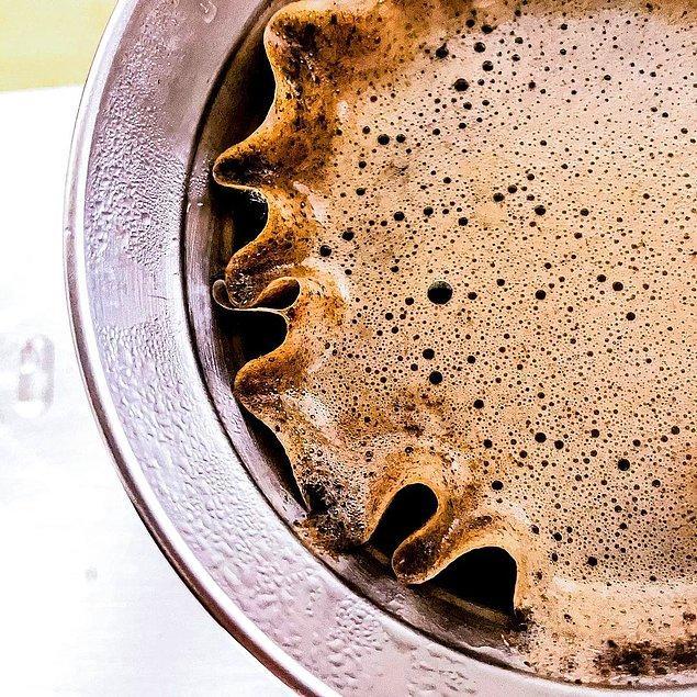 Hep filtre kahve konuşacak değiliz elbette...
