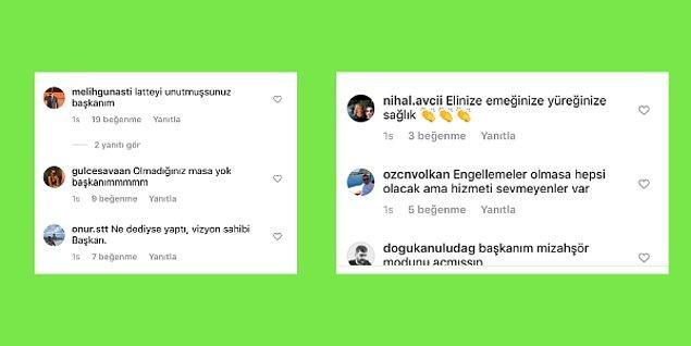 İmamoğlu'nun bu eğlenceli paylaşımı da sosyal medya kullanıcılarını güldürdü.