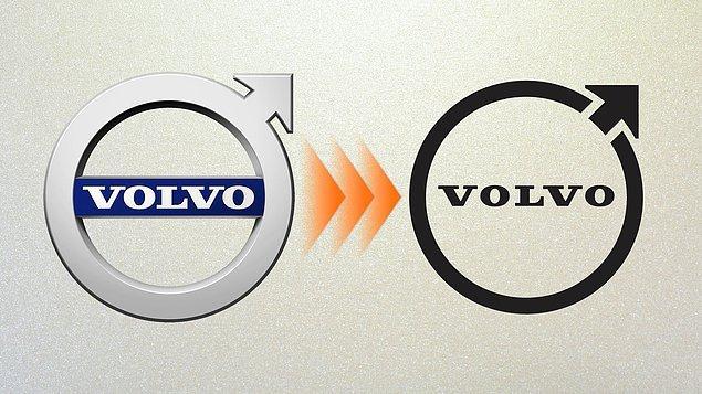 'Ay bu resmen Süreyya Hanım'ın muhteşem değişimi!', diyeceğiniz yeni logo artık Volvo'nun yeni araçlarında yer alacak, fakat pek fazla kişinin fark edeceğini sanmıyoruz.