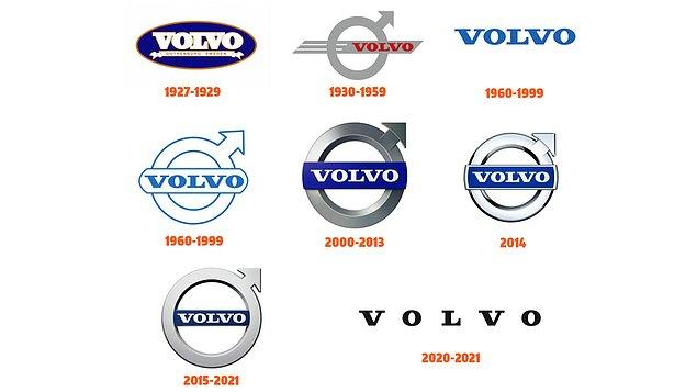 Piyasaya sürüldüğü yıldan itibaren logo değişikliğine açık bir marka olan Volvo her ne kadar bu logosunda değişimden çok minimalliğe gitmiş olsa da yine de direksiyonlarda hoş bir görüntü sunacağa benziyor.