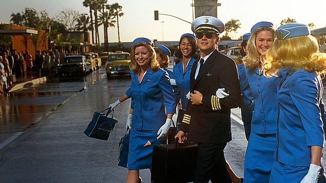 2. Catch Me If You Can, 2002