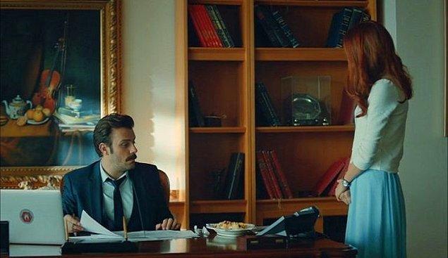 Salih Bademci ve İmer Özgün aynı dizide oynayınca ilişkileri bir hayli merak konusu olmuştu.
