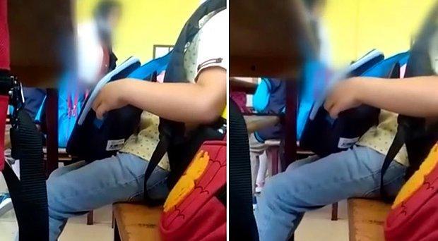 Ağlayarak Annesini İsteyen 1. Sınıf Öğrencisine Bağıran Sınıf Öğretmeni: 'Ulan Sizi Bana Sayıyla mı Verdiler'