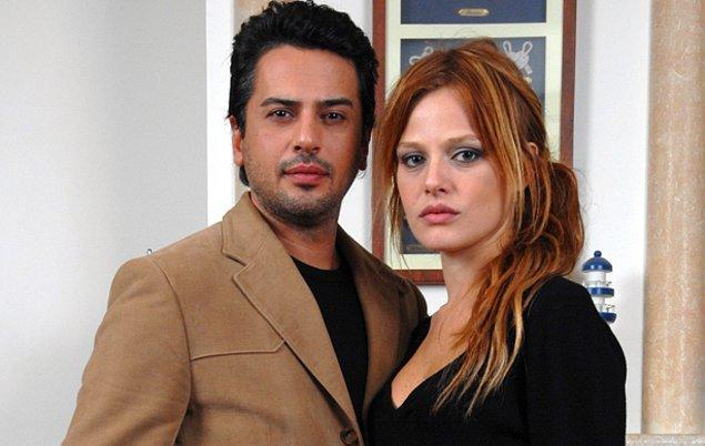 Güzel oyuncu, 2007 yılında yine ekranlarda tutunamayan bir dizi olan El Gibi'de oynadı.