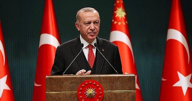 Kabine Toplantısı Sona Erdi: Erdoğan Açıklamalarda Bulunuyor