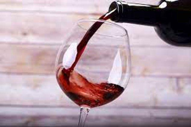 11. pH değeri şarabın pH değeri ile eşittir.