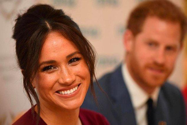 Hangisi Megan Markle'ın evli olduğu İngiliz prensidir?