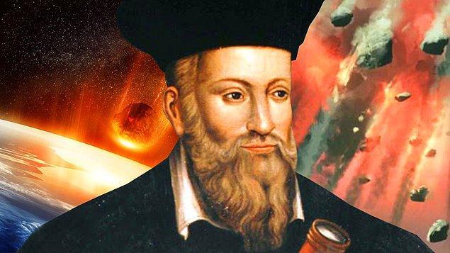 Nostramadus'u bilir misiniz? Dünyaya gelmiş en büyük kâhinlerden biri olarak kabul edilir. Böyle dediysek adam boş bir adam değil, dönemin aydınlarından bir tanesi: Hekim, eczacı, astrolog ve son olarak da kâhin.