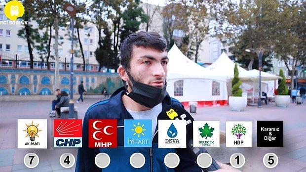 'Recep Tayyip Erdoğan Olmasaydı Cami Yoktu, Kur'an-ı Kerim Yoktu, CHP Yakıyordu' Diyen Vatandaş