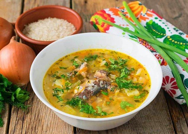12. Besleyici ve sağlıklı bu çorbayı özellikle bebekleriniz çok sevecek!