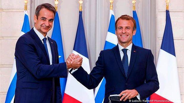 'Stratejik Ortaklık'ta Yeni Adım: Yunanistan Fransa'dan Üç Fırkateyn Alacak