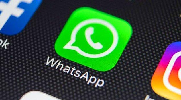 43 telefon modelinde kullanımı duracak olan WhatsApp'ın bu yeniliği hem Android hem de IOS telefonlar için geçerli.