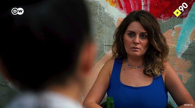 """""""'Ben kürtaj bilgisinin girilmesini istememiştim. Onlar da beni hamile olarak mı girmişler' dedim. O da 'Aynen öyle' dedi."""""""