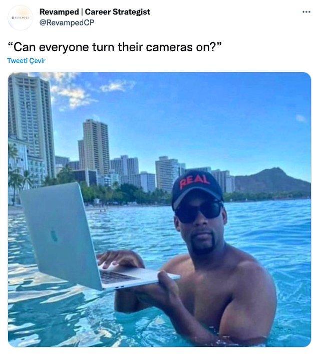 """7. """"Herkes kamerasını açabilir mi?"""""""
