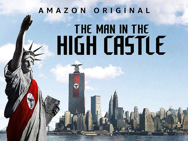 17. The Man in the High Castle - IMDb: 8.0