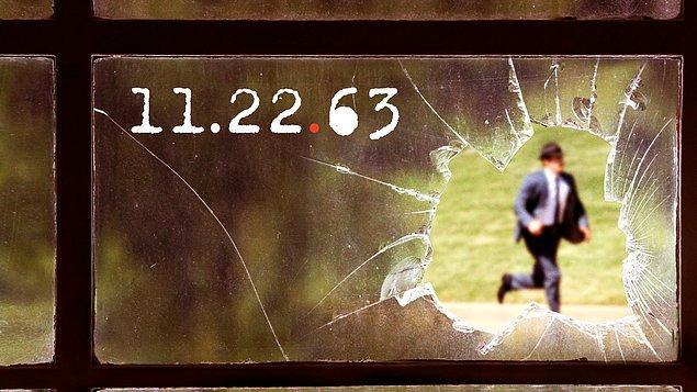 14. 11.22.63 - IMDb: 8.2