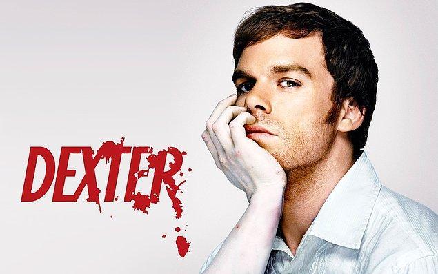 5. Dexter - IMDb: 8.6